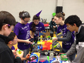 Robotics Team Awarded Mini-Grant