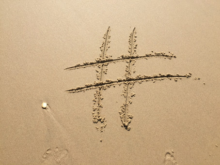 The Power of the # Hashtag