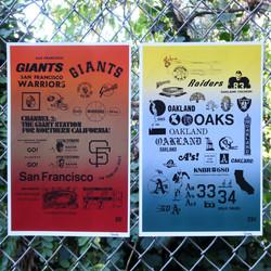 San Francisco / Oakland