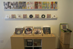 Roots & Branches Record Shop @ ELL