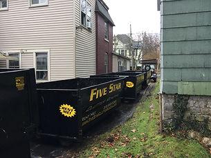 12,16,24,32 Yard Dumpstrs