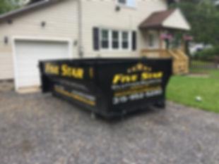 12 Yard Dumpster