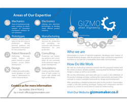 Gizmo flyer for site a1