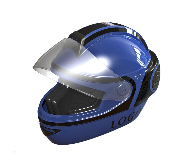 MotoCooling Helmet Perspective01a