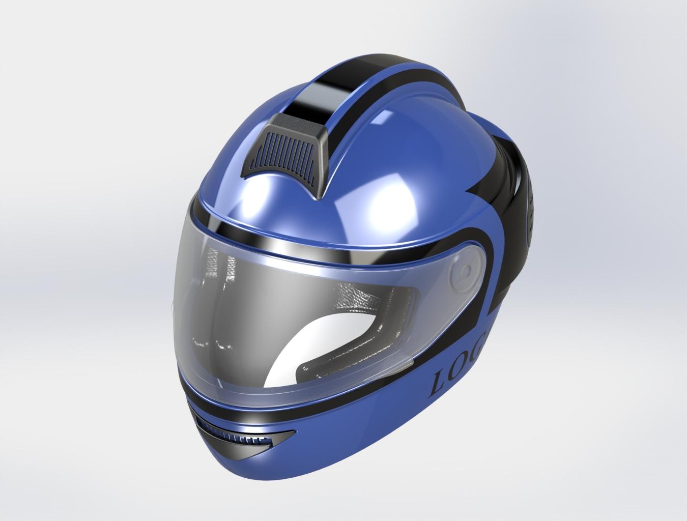 MotoCooling Helmet 05