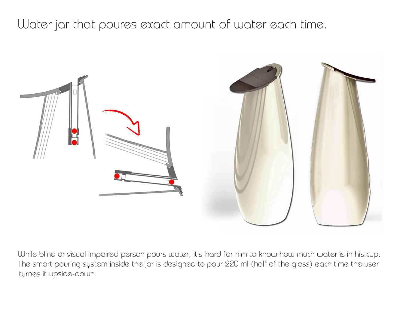Oriento Water Jar