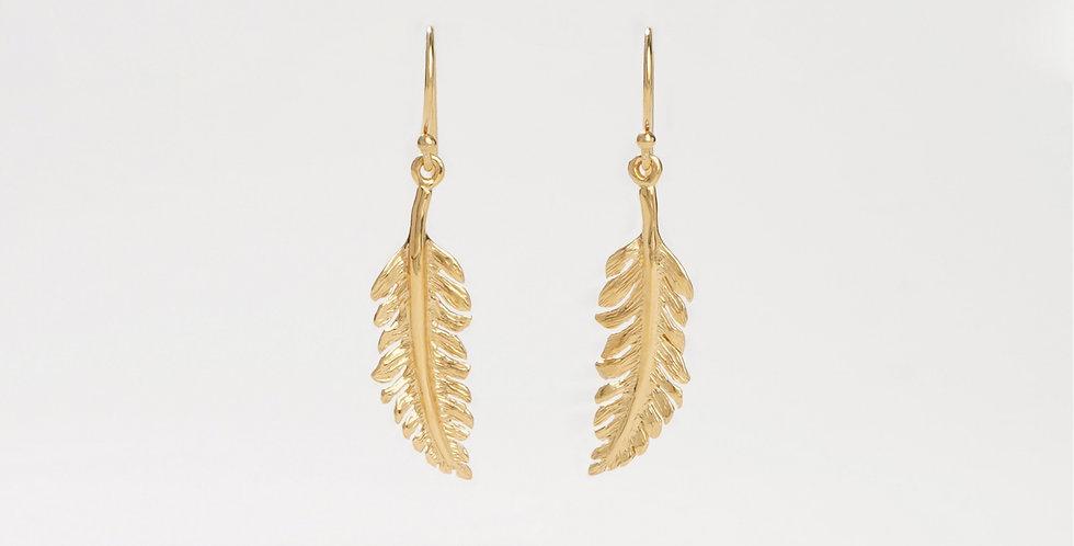 Leaf de flore Earring 132E13