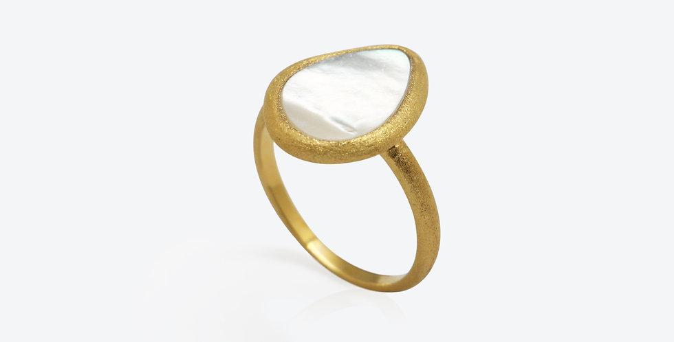 Artisanal Pearl Ring #563R57