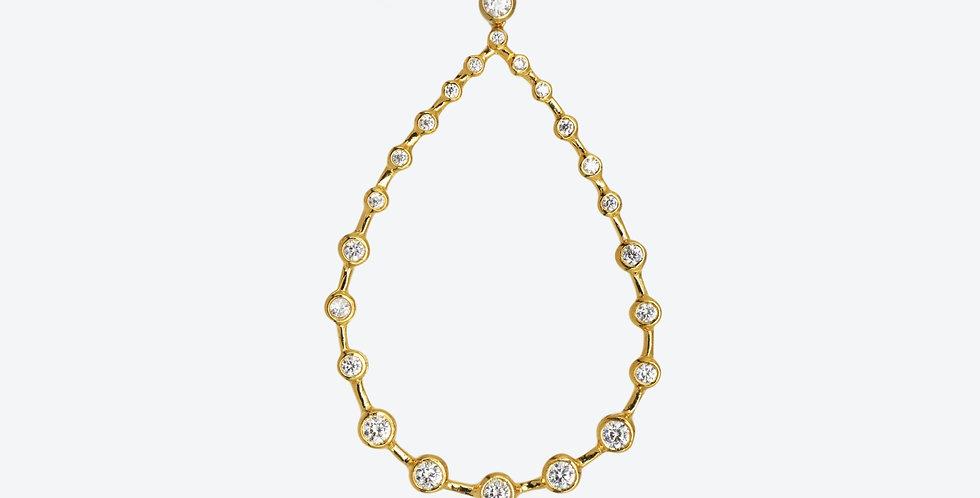 Multi Punto Pendant Chain 454P28