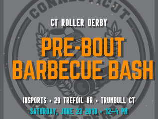 CTRD Pre-Bout BBQ Bash!
