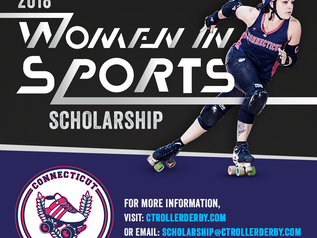 The Cindy Luberto Scholarship for Women in Sports!