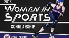 2018 Women in Sport Scholarship Winners