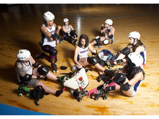 CT Roller Derby Summer Tryouts
