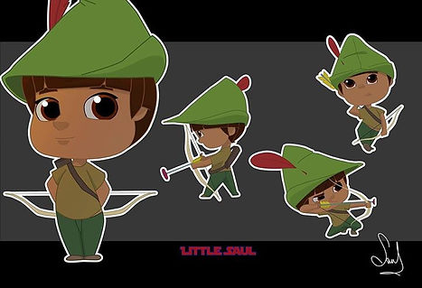 Little Saul animated project.jpg