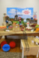 Dessert table and Candy buffet for our Thomas the tank engine 2nd birthday party candy buffet and dessert table, dessert table Sydney, kids birthday party ideas, event styling