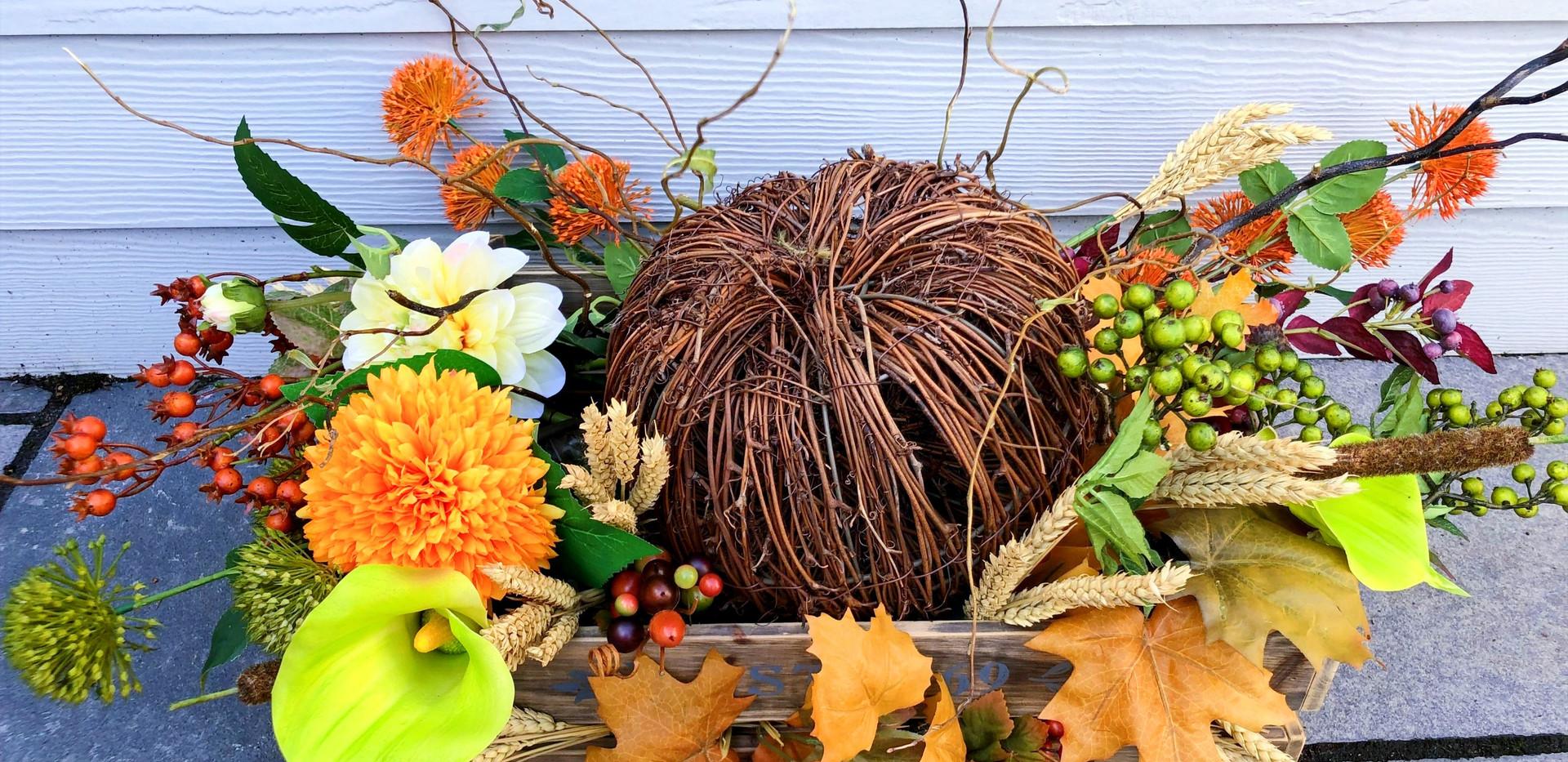 Pumpkins Crate