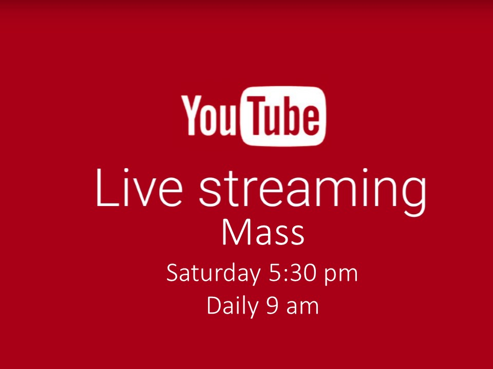 You Tube Live Stream