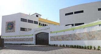 Fachada Colegio INEDI