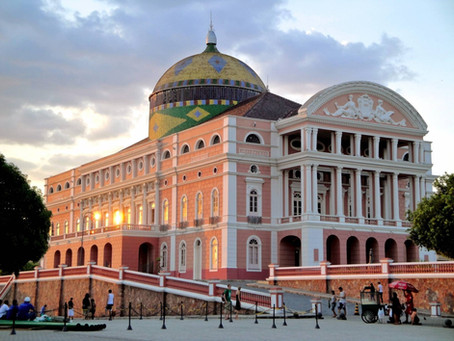 Descubra a Amazônia: Teatro Amazonas