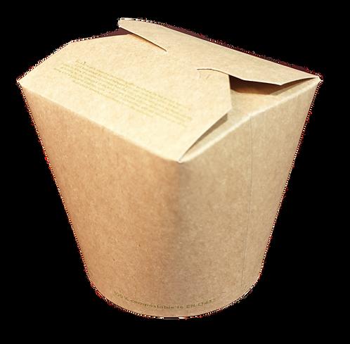Kraft CPLA Noodle Box 740ml (Box of 500)