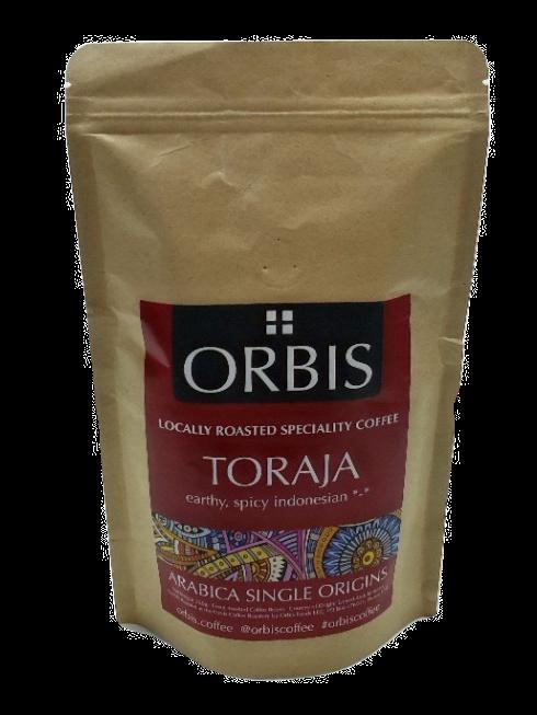 Indonesia Toraja Island Coffee Beans