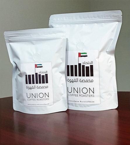 Brazil Santos Bourbon - Union Coffee Roasters UAE - Guest Coffee.