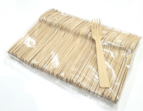 Strong Bamboo Fork (Box of 1,000)