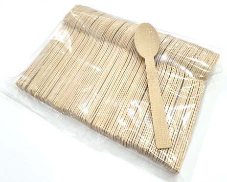 Strong Bamboo Spoon (Box of 1,000)