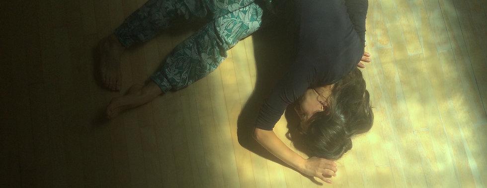 Mariana Camiloti dancer, photo: Chris Parkin