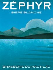 Zéphyr - blanche