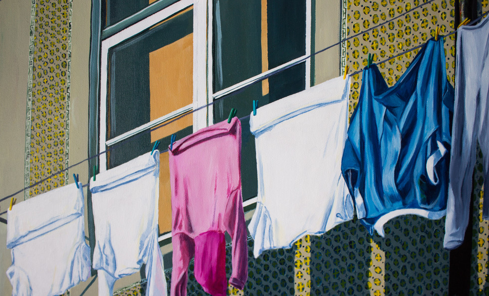 Lisbon Laundry Detail 1