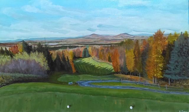 10th Hole, Dufferin Heights Golf Club