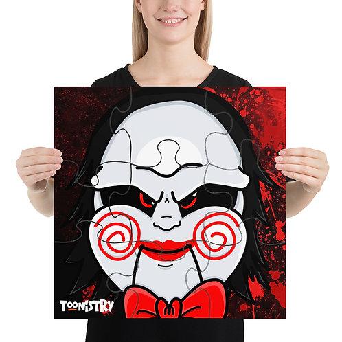 Jigsaw Of Jigsaw Poster