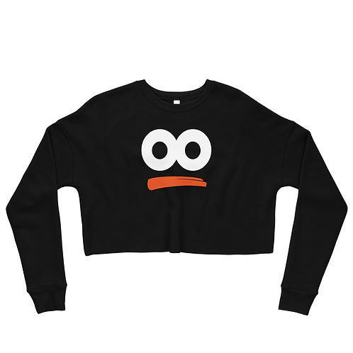 Toonistry Crop Sweatshirt