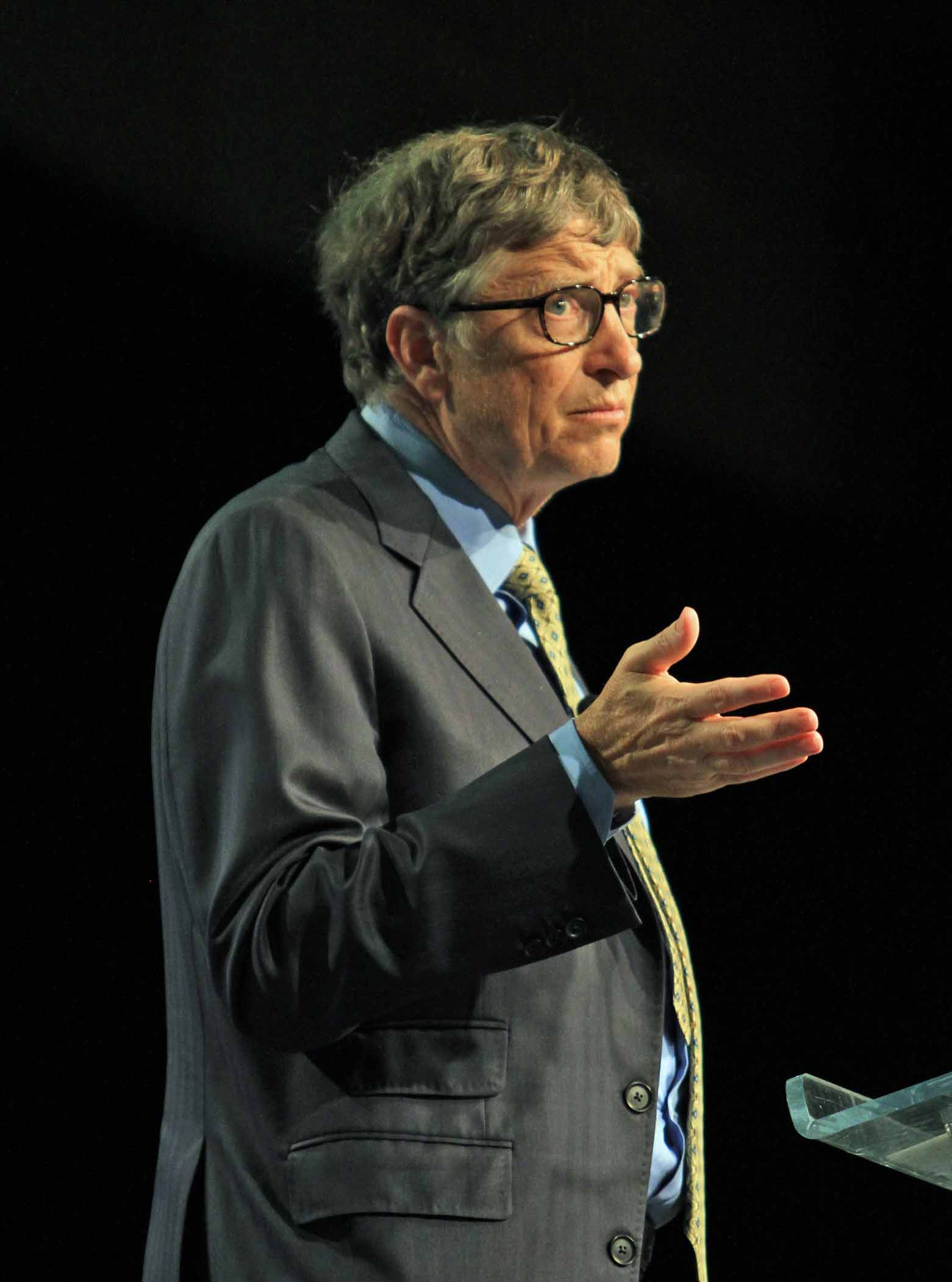 Bill Gates - ASTMH-8