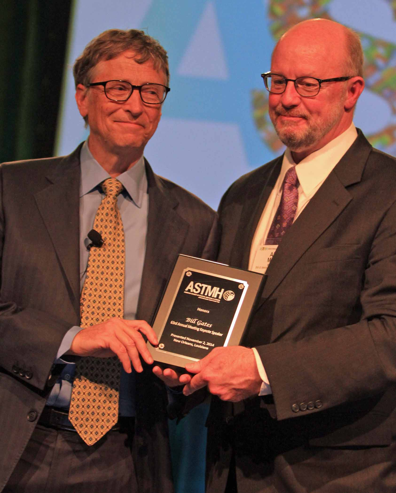Bill Gates - ASTMH-5