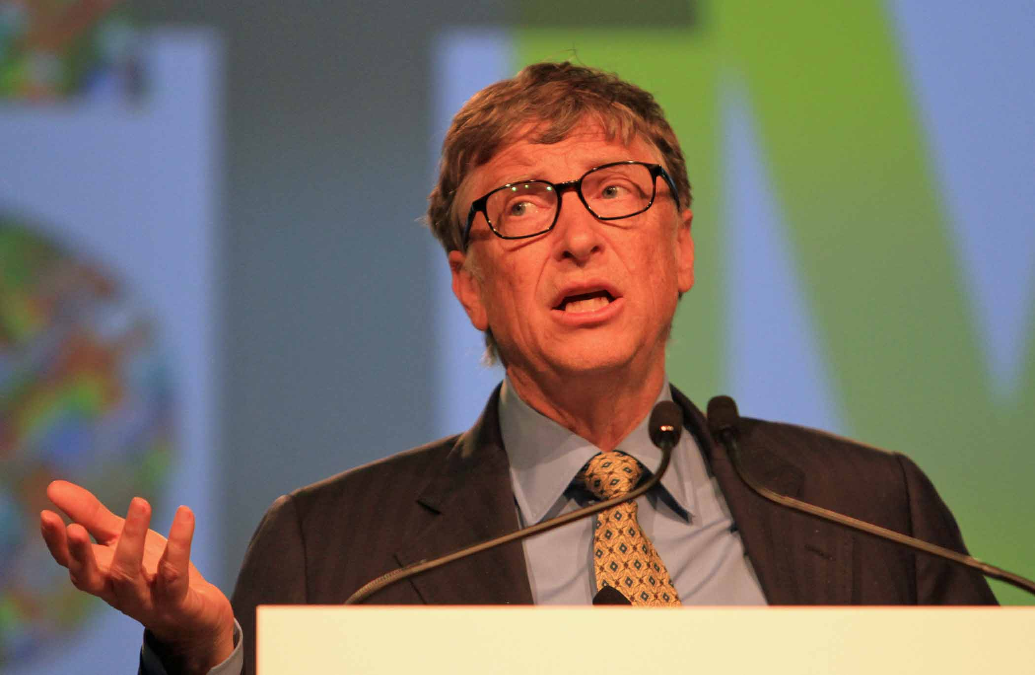 Bill Gates - ASTMH-7