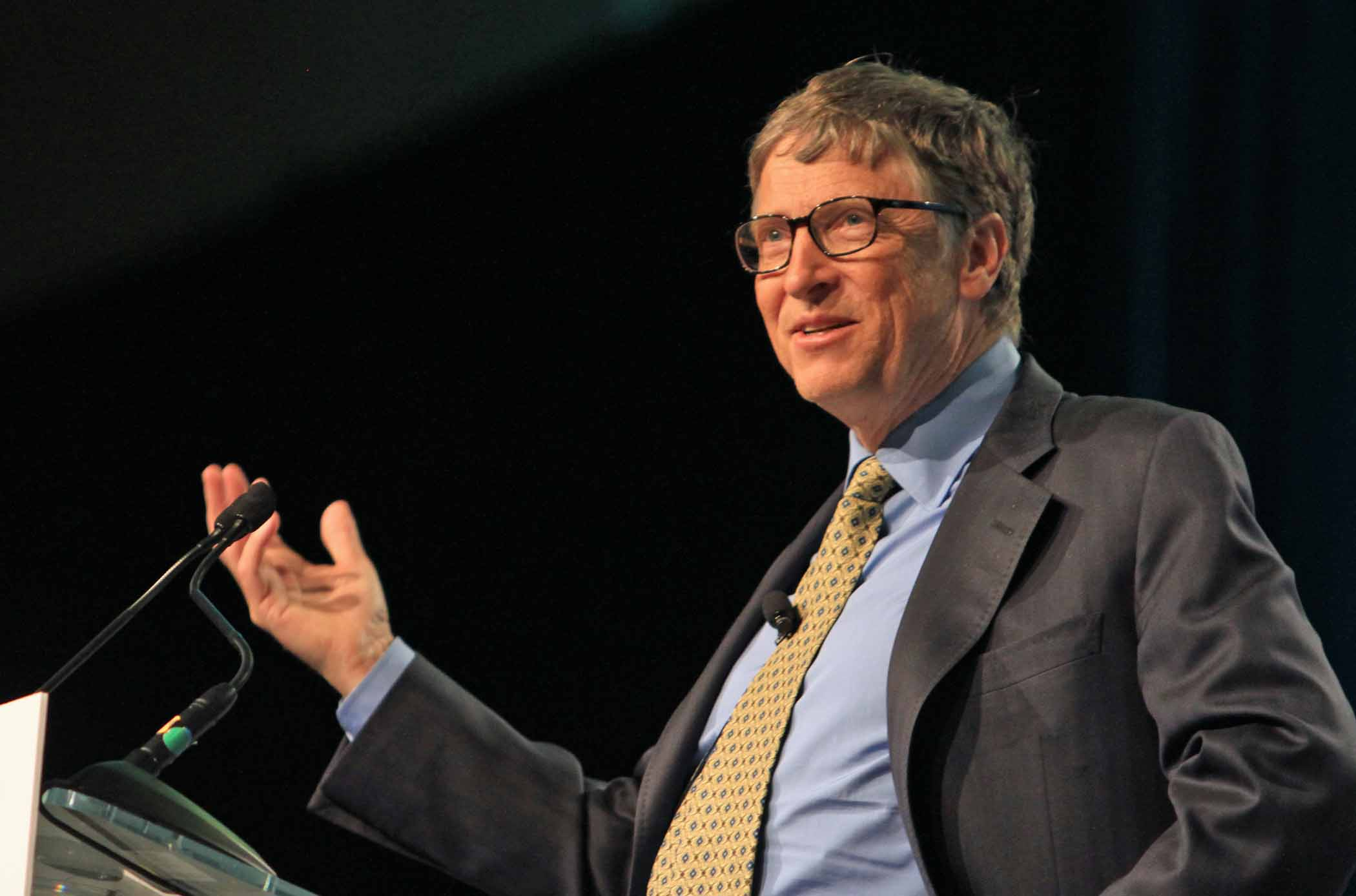 Bill Gates - ASTMH-9
