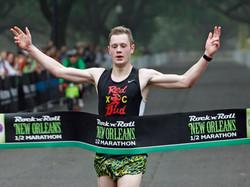 Rock N Roll Marathon Male Winner