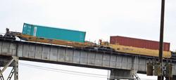 Train Derailment - Harahan1