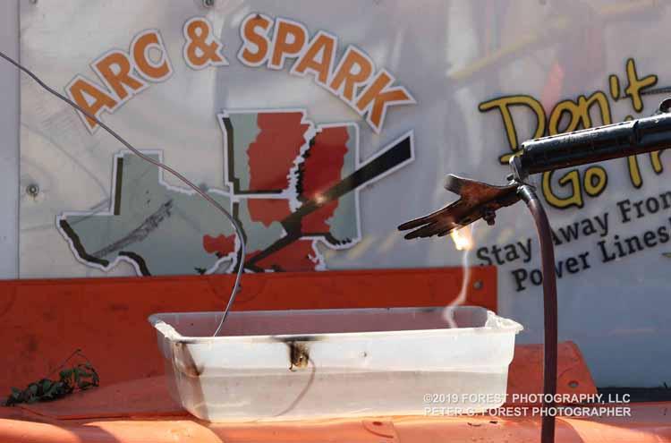 Arc and Spark - 2
