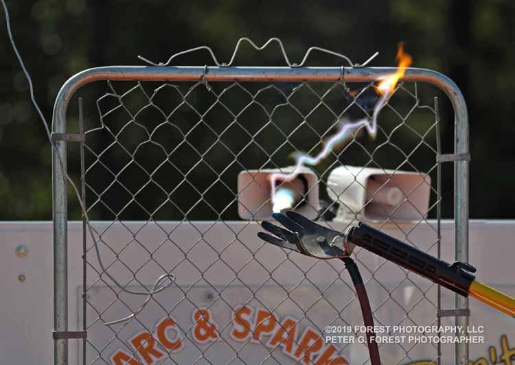 Arc and Spark - 3