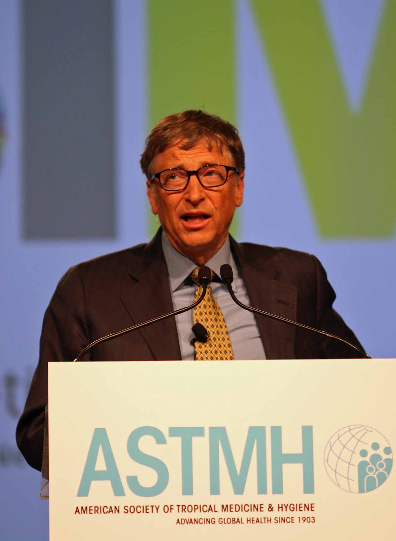 Bill Gates - ASTMH-3