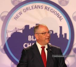 Governor John Bel Edwards - NORBCC