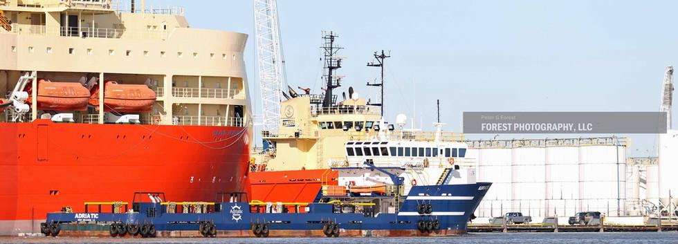 Port Fourchon - 20