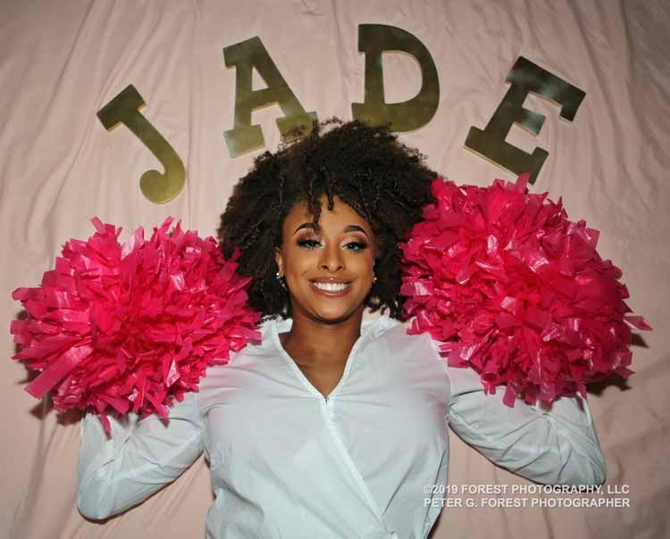 Jade Benjamin - ESJ-2