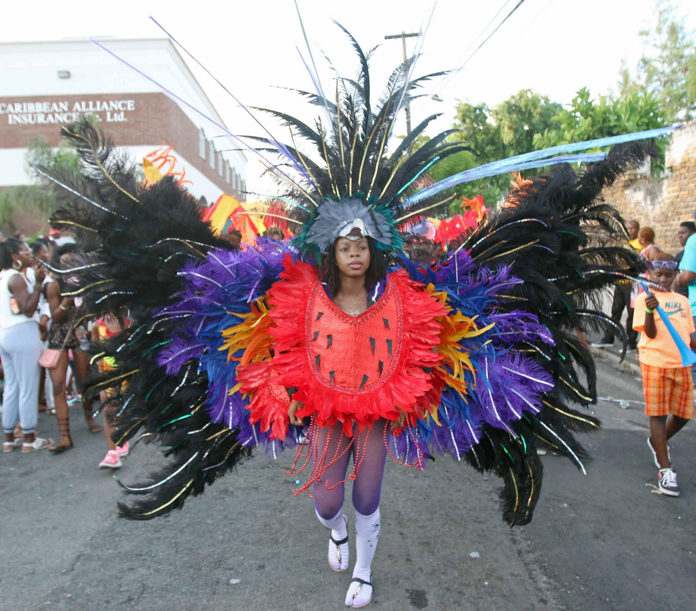 Antigua Carnival - Last Lap