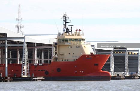 Port Fourchon - 35