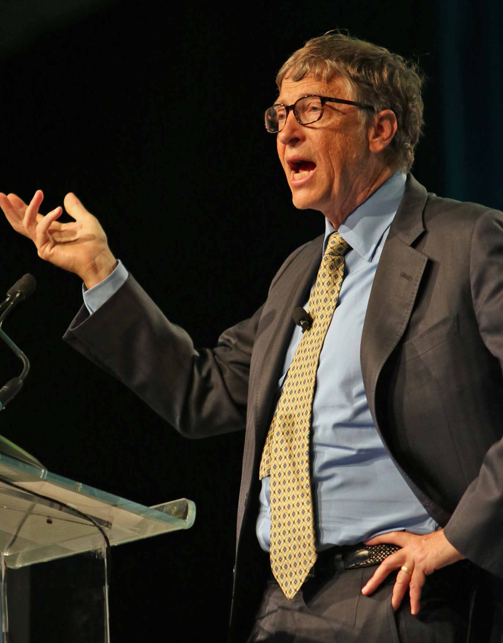 Bill Gates - ASTMH