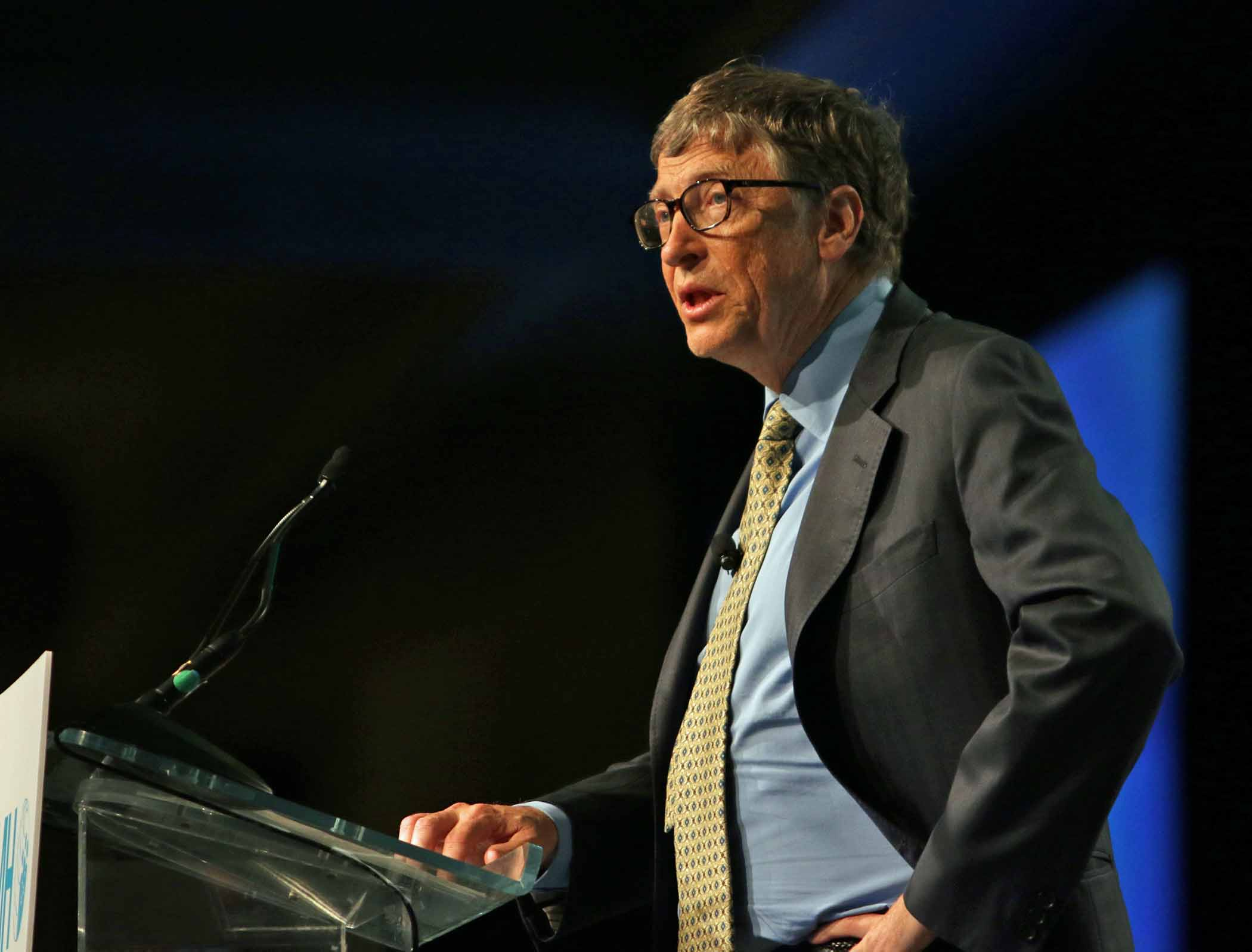 Bill Gates - ASTMH-4